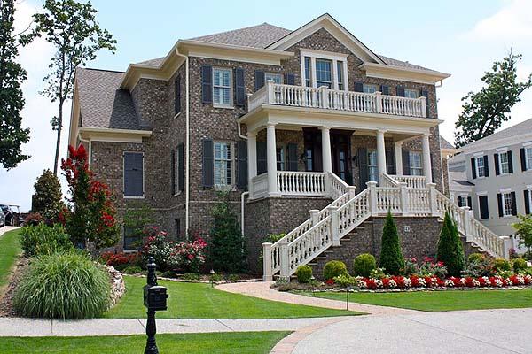 custom luxury home